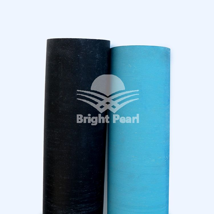 Acid-resisting asbestos rubber sheet