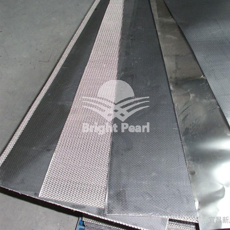 Graphite Sheet with Wire Mesh