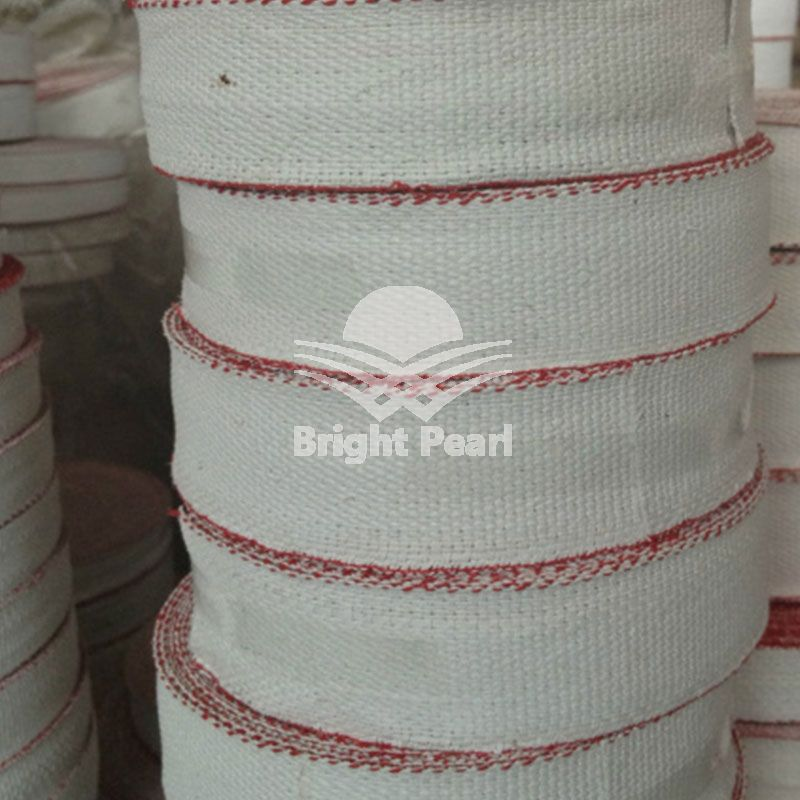 Dust free asbestos insulation tape