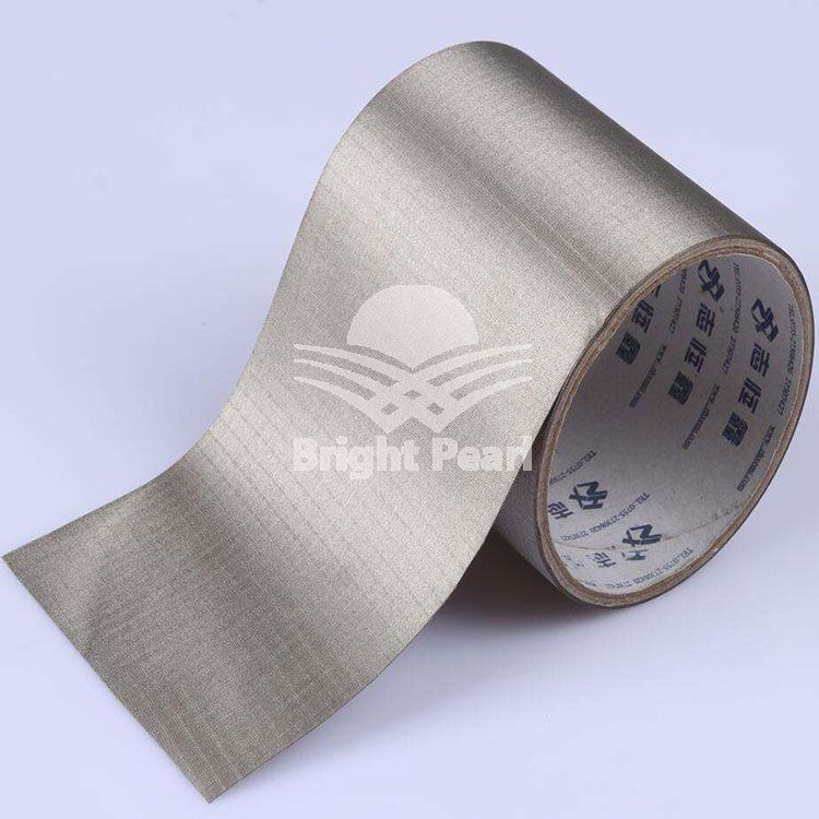 Carbon fiber Cloth with Aluminum foil