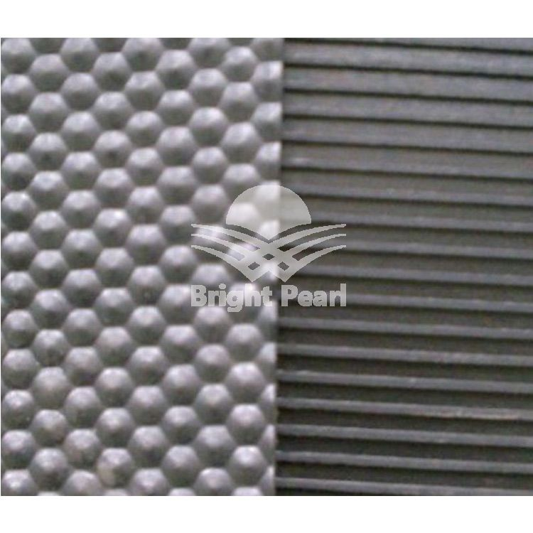 Fine Ribbed Bottom Cow Rubber Mat 07