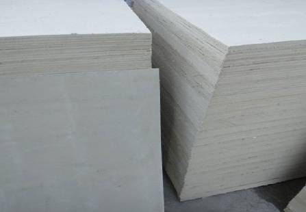 Asbestos Board Characteristics And Performance